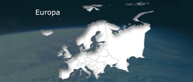 Europa Länderdaten