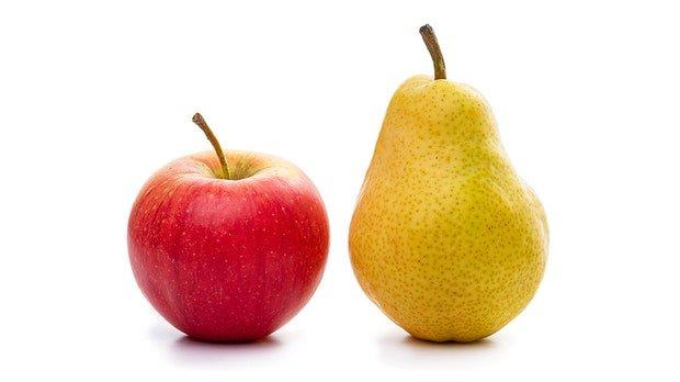 apfel-vs-birne